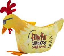 funky Chicken Card Game - North Star Games