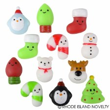 Holiday Gummy Characters