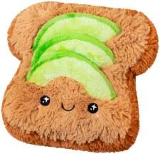 "Squishable Mini Avocado Toast 7"""