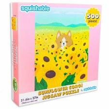 Squishable Corgi Puzzle 500