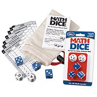 Math Dice Game - ThinkFun