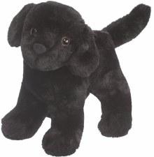 Abraham Black Lab Stuffed Animal - Douglas