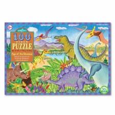 Age of Dinosaur 100 Pc Puzzle