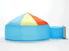AirFort-Beach Ball Blue