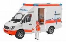 Ambulance - Bruder Toys