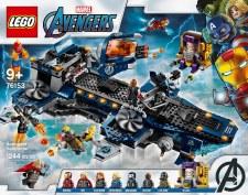 Avengers Helicarrier
