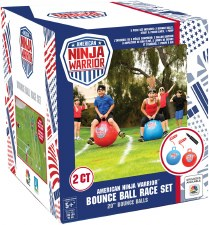 B4 Adventure American Ninja Warrior Hopball Set