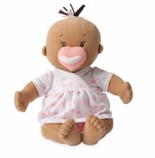 Manhattan Toy Baby Stella Beige Soft Nurturing Doll