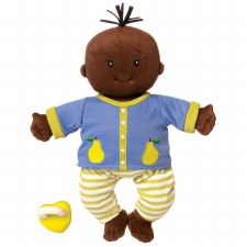 Baby Stella Brown Doll - Manhattan Toy