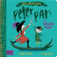BabyLit Peter Pan Adventures