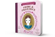 Gibbs Smith BabyLit - Pride and Prejudice