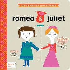 BabyLit Romeo and Juliet