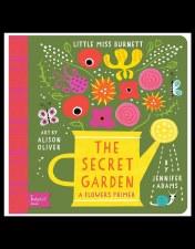 BabyLit Secret Garden