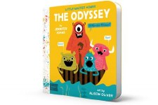 Gibbs Smith BabyLit - The Odyssey