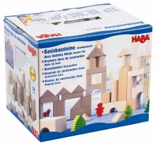 Basic Building Blocks 26 Piece Starter Set - Haba