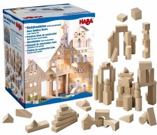 HABA Basic Building Blocks 60 Piece