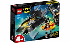Batboat The Penguin Pursuit