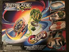 Beyblade Vertical Drop Battle