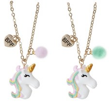 BFF Unicorn Necklace
