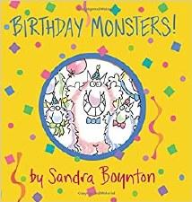 Birthday Monsters!