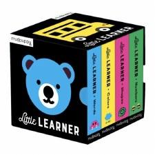 Board Book Set Little Learners