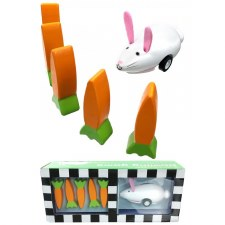 Bowling Game: Bunny/Carrots