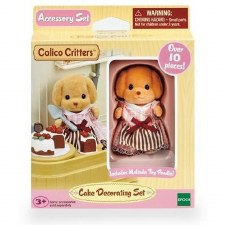 Calico-Cake Decorating Set