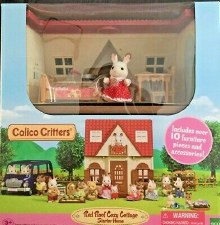 Calico-Red Roof Cozy Cottage