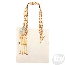 Canvas ECO Bag-Giraffe
