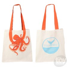 Canvas ECO Bag-Octopus