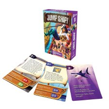 Cardventures Jump Ship Card Game - Gamewright