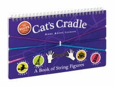 Klutz Cat's Cradle A Book of Strings Kit