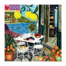 Cats in Positano 1000 Piece
