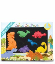 Chalk Critters - Dinosaur World