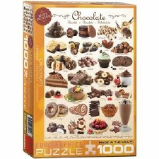 Chocolate 1000 Piece