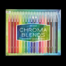 Chromablends Watercolor Marker