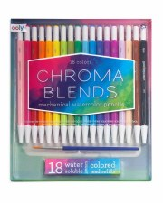 Chromablends Watercolor Pencil