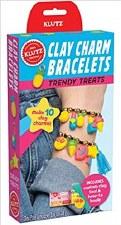 Clay Charm Bracelets-Trendy