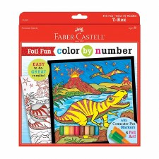 Color By Number-TRex