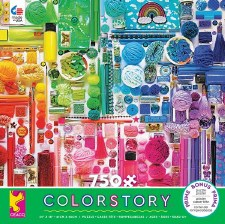 Colorstory Notions Puzzle 750