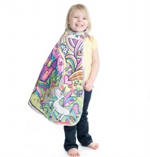 Creative Education Great Pretenders Color A Cape - Princess
