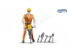 Construction Worker w/Access.