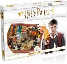 Harry Potter Hogwarts Puzzle 1000 pc