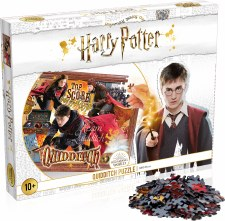 Harry Potter Quidditch Puzzle 1000 pc