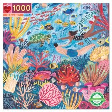 Coral Reef 1000 Piece