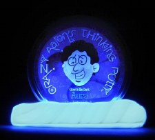 Crazy Aaron's Glow Thinking Putty - Aura