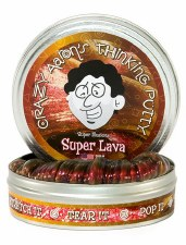 Crazy Aaron's Illusion Thinking Putty - Super Lava