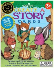 Create A Story-Animal Village