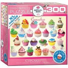 Cupcakes 300 Piece