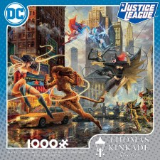 DC Comics 1000 Piece